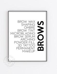 Spa Quotes, Salon Quotes, Spa Room Ideas Estheticians, Spa Room Decor, Esthetics Room, Spa Treatment Room, Beauty Salon Interior, Microblading Eyebrows, Permanent Makeup