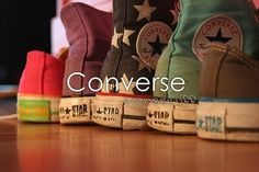 Converse. Love it. I wear mine everyday.