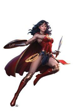 Wonder_Woman_Rebirth_1No se pierda: New York Times escritor más vendido Greg Rucka regresa a la Mujer Maravilla con un cuento que siempre va a alterar el icono CC.