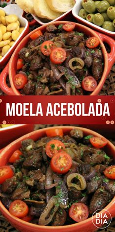 Moela Acebolada Chef Recipes, Pork Recipes, Pasta Recipes, I Love Food, A Food, Food And Drink, Portuguese Recipes, Home Food, Yummy Food