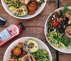 14 healthy cafes in London that you need to know - if you like that kind of thing...