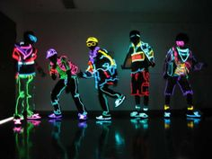 glow in the dark clothes | 100 Gleaming Glow-in-the-Dark Finds - From Phosphorescent Kicks to ...
