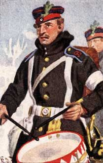 Preußische Infanterie: VII. und VIII. Armee-Korps