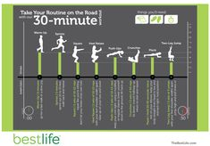 30 Minute Workout from The Best Life