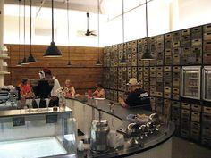 Ronnybrook Milk Bar / Chelsea Market