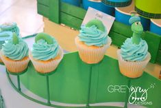 Loch Ness Monster Party... idea for O's 3rd birthday???
