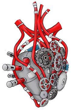 Wzór Serce, zobacz koniecznie jak wygląda na naszej koszulce :) Heart, see how it looks on a shirt