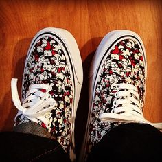 #vans#mickey#mouse#authentic
