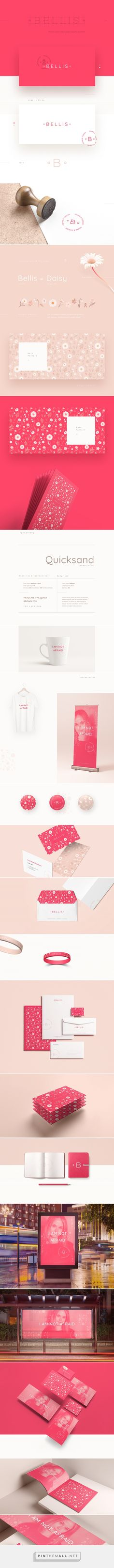 Bellis - Young & Cancer on Behance - created via https://pinthemall.net