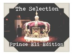 """The Selection-Prince Eli Shoutout"" by animationchic ❤ liked on Polyvore featuring art and princeeli"
