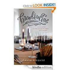 Bread & Wine: A Love Letter to Life Around the Table with Recipes - on sale for $2.99 on kindle.  Well worth it.  Click through for a full review.  Also Niequists earlier book Bittersweet is on sale for $1.99 on kindle.