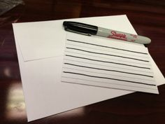 how to address envelopes in a straight line