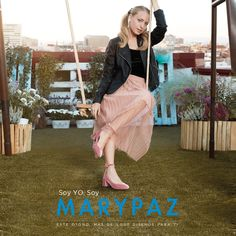 💕 Soy YO. Soy MARYPAZ 💕 ¡¡Más de mil diseños para ti!! 👠 😍 ¡¡¡ NEW COLLECTION AW/16 BY MARYPAZ !!! 😍 👠 Podrás encontrar el zapato ideal para cada ocasión sea cual sea tu estilo. ¡No te quedes sin tus imprescindibles! #SoyYoSoyMARYPAZ #Follow #winter #love #otoño #fashion #colour #tendencias #marypaz #locaporlamoda #BFF #igers #moda #zapatos #trendy #look #itgirl #invierno #AW16 #igersoftheday #girl #autumn Disponibles en tienda y en MARYPAZ.COM