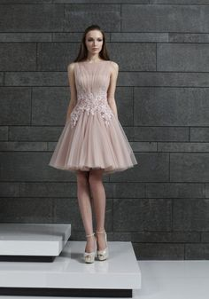 Fashion A-line Sleeveless Tulle Applique Cocktail Dresses 2017 Short Shiny Beading Party Birthday Dress Robe Cocktail C10