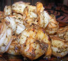 Easy Cajun Sauteed Shrimp Recipe - and healthy! I actually made these and they were spicy and delicious.