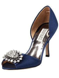 """6 """"Something Blue"""" Shoes We Love 
