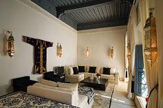 Property for sale in Marrakech : Fabulous ten bedroom 378m2 top Medina riad hotel (Morocco, Marrueccos, Maroc)