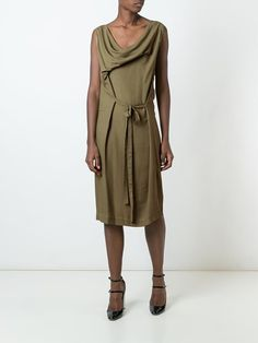 Vivienne Westwood Anglomania  платье с оборками