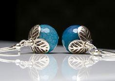 Lagoon earrings by Pako korut.