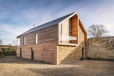 Rural Barn-Style House by MawsonKerr Architects 1