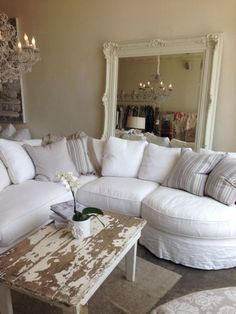 Awesome 60 Lovely Curved Couches Living Room Ideas. More at http://trendecor.co/2017/09/22/60-lovely-curved-couches-living-room-ideas/