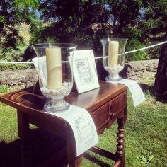 Incorpora antigüedades para darle a tu #boda un aire vintage. #bodasvintage
