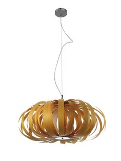 LZF Onion Pendant designed by Bang Design