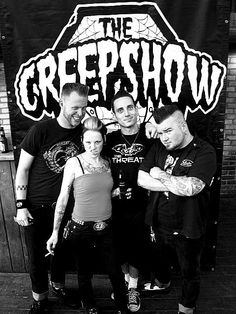 Psychobilly bands - The Creepshow