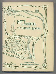 Boekbandontwerpers in Nederland tussen 1890 en 1940 - Wikipedia