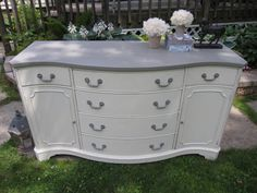 And the winner is.....this beauty! Finally found my buffet / sideboard to use as master bath vanity! Bought it!!!