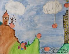 James and the Giant Peach Unit