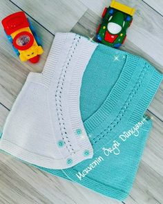 Fırfırlı Yenidoğan Bebek Yeleği Crochet For Kids, Crochet Baby, Baby Vest, Crochet Fashion, Baby Knitting Patterns, Baby Photos, Diy And Crafts, Baby Kids, Cute