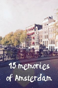 Don't you find when you're travelling, you always experience so many unique moments that you never imagined would happen! Click through to see some of my favourite memories from my travel in Amsterdam, the Netherlands!