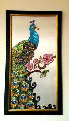 tavus kusu    peacock by uzay.deviantart.com on @DeviantArt