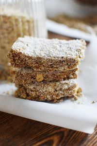 Krispie Treats, Rice Krispies, Oat Bars, Healthy Choices, Healthy Recipes, Healthy Food, Sweets, Cooking, Desserts