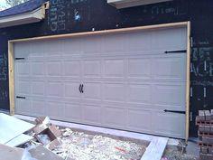 Garage Door Decorations Hardware
