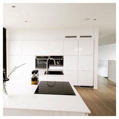 Nordic simplicity  Cred: @pottelotte11 #kvikkitchen#kvik#kitchen#køkken#kitcheninspiration#manobykvik
