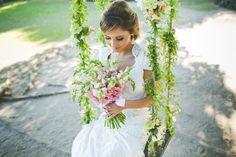 Noiva no Balanço #noiva #casamento @clubenoivas