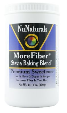 MoreFiber™ Stevia Baking Blend™