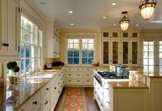 broadmoor country kitchen