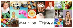 Meet the Dubiens. Such fun kids crafts, great babysitting ideas!