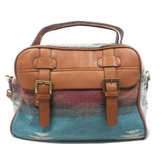 Love the color of this Equinox bag.