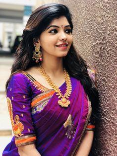 #AthulyaRavi Cute in Saree <3 #TamilPonnu #Kollywood #Actress Photograph of  Athulya Ravi PHOTOGRAPH OF  ATHULYA RAVI | IN.PINTEREST.COM #ENTERTAINMENT #EDUCRATSWEB
