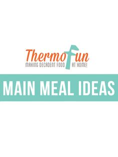 BLOG Archives | ThermoFun | Thermomix Recipes & Tips