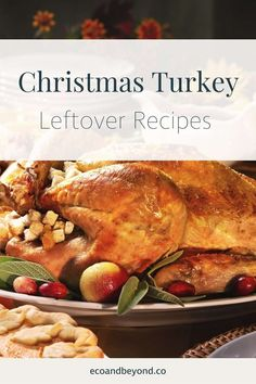 Most of us will go a little overboard with food at Christmas. Here are some recipes to use up your leftover Christmas turkey so nothing will go to waste. Turkey Pie, Turkey Curry, Perfect Turkey, Best Turkey, Leftover Turkey Recipes, Leftovers Recipes, Christmas Turkey, Christmas Recipes