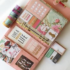 Essentials - Creative and Pretty Kikki K Planner, Cute Planner, School Stationery, Cute Stationery, Stationary, Digital Bullet Journal, Cute School Supplies, Planner Organization, Bullet Journal Inspiration