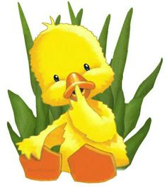 EASTER DUCK CLIP ART | CLIP ART - EASTER - CLIPART | Pinterest ...