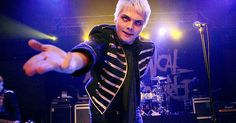 13 Things You Didn't Know About Gerard Way, Former My Chemical Romance Frontman - Fuse