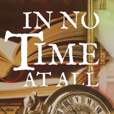 Buy your copy of In No Time At All Today