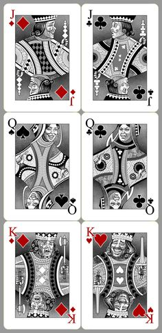 """EMOTIONS"": playing cards deck by Xtu Productions — Kickstarter"